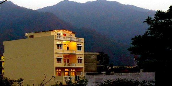 glass house resort rishikesh